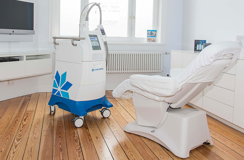 coolsculpting behandlung