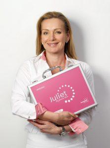 Anke-Maren Sandrock Juliet-Laserbehandlung
