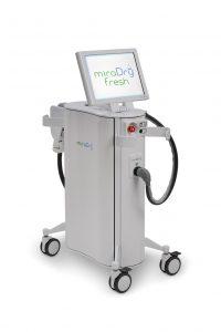 miraDry Behandlungsgerät